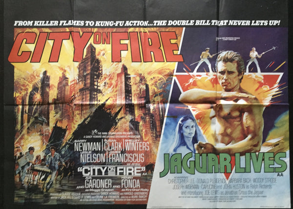 City On Fire / Jaguar Lives