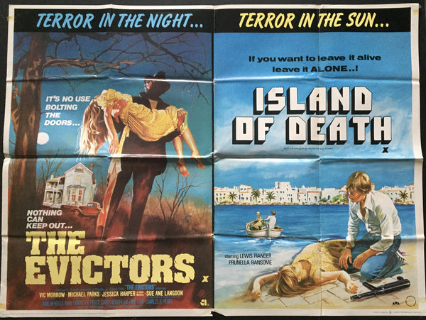 The Evictors / Island Of Death