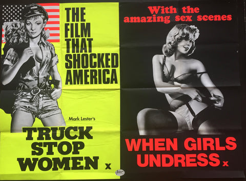 Truck Stop Women / When Girls Undress