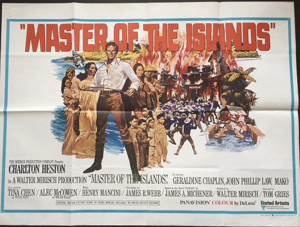 Master of the Islands (AKA The Hawaiians)