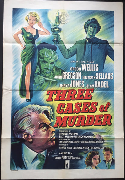 Three Cases of Murder