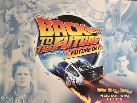 Back To The Future: Future Day
