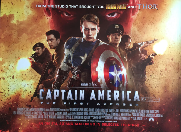 Captain America The First Advenger