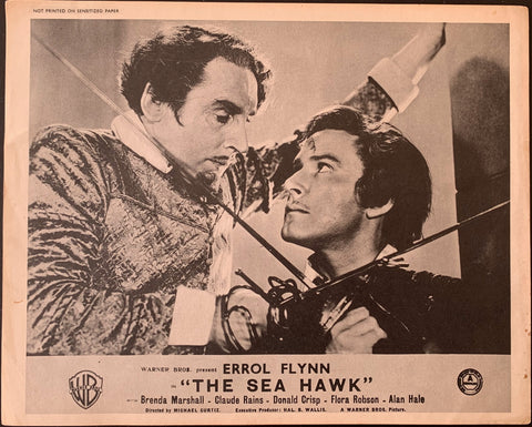 The Sea Hawk (6 x stills)