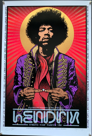 Hendrix Tribute Tour