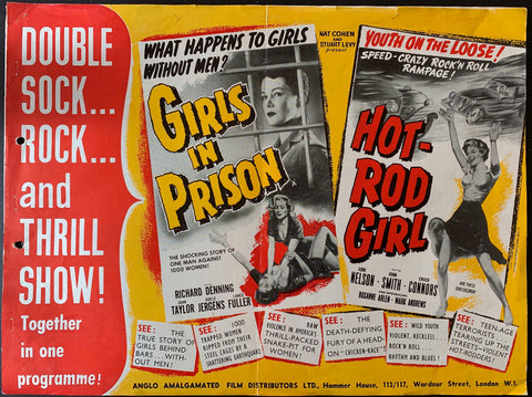 Girls in Prison / Hot Rod Girls