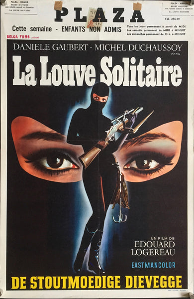 La Louve Solitaire (Golden Claws of the Cat Girl)