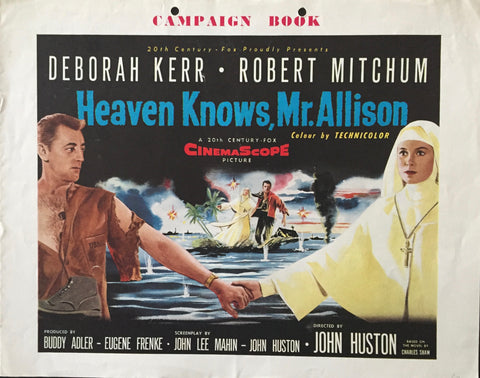 Heaven Knows Mrs. Allison
