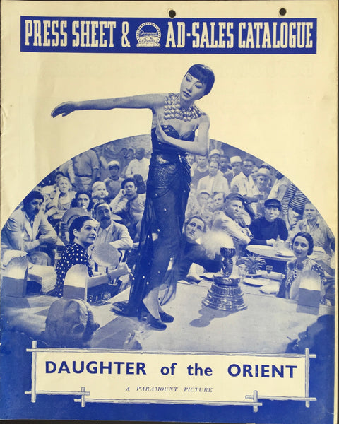 Daughter of the Orient