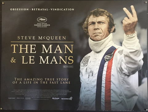 The Man & Le Mans