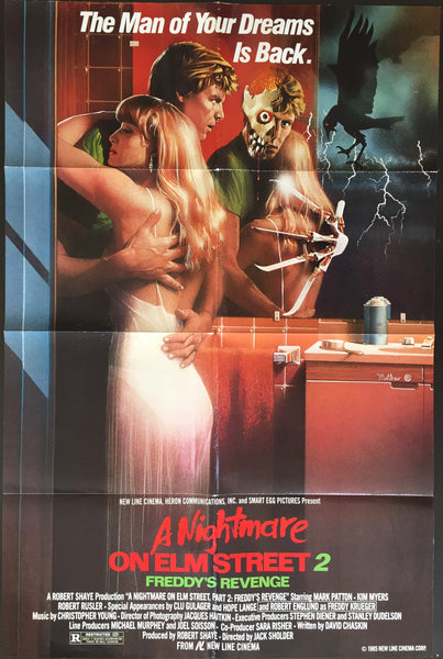 A Nightmare on Elm Street II: Freddy's Revenge