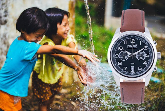 Not just a watch - it changes lives