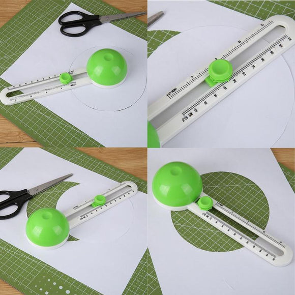Circle Cutter For Paper Templates
