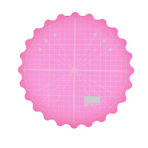 Self-Healing Rotating Rotary Cutting Mat - 8""