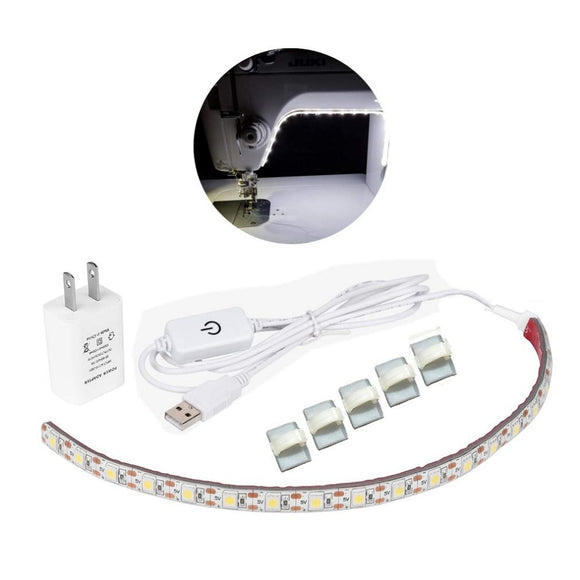 Sewing Machine USB LED Light Strip -  11.8