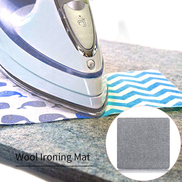 Wool Ironing Mat