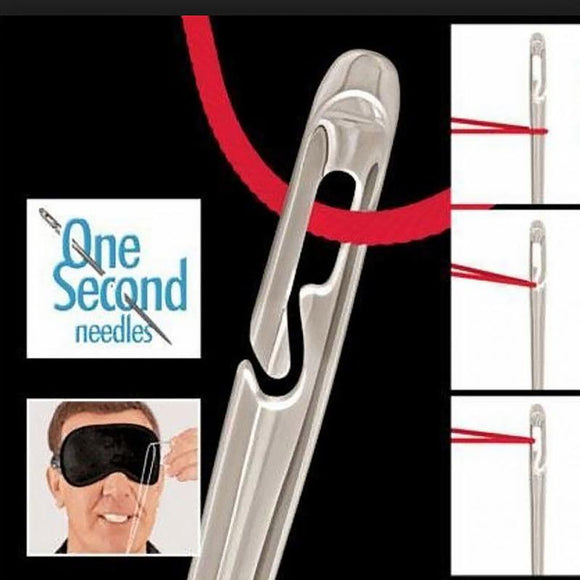 One Second Hand Needles - 12pcs/Pack