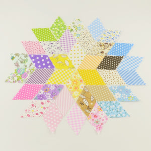 "Ready To Sew Diamond Patchwork - 1.96""  x 1.96"" - 100pcs/Pack"