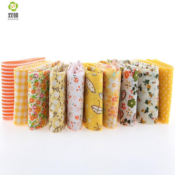 Jelly Roll Pack - Citrus 10pcs 1.97