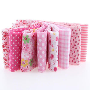 "Jelly Roll Pack - Pink 8pcs 1.97"" x 39.3"" (5cm x 100cm)"