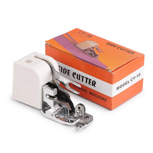 Side Cutter Foot For Home Sewing Machines