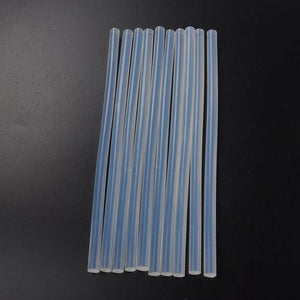 10pcs Clear Glue Adhesive Sticks