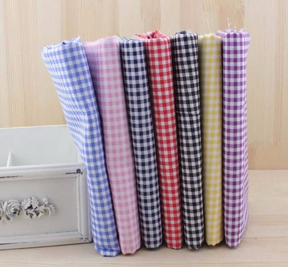 7pc Fabric Bundles Lattice