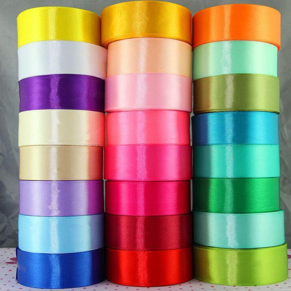 Colorful Ribbon - 1.6 inch x 24 Yard Roll