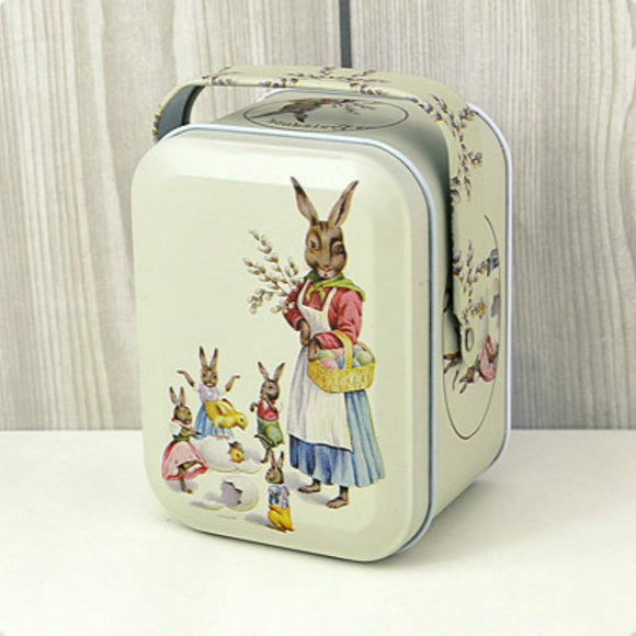 Peter Rabbit Sewing Tin Box