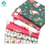 "6pc 15.7"" x 19.7"" Christmas Cotton Fabric"
