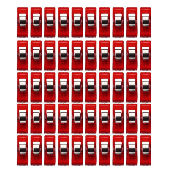 50pc Storage Clips - Special Deal