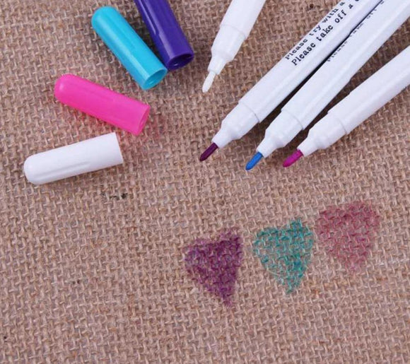 Erasable Fabric Pens