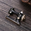Enamel Sewing Machine Pin Brooch