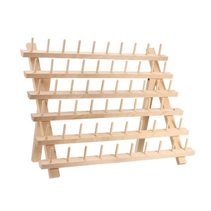 60-Spool Sewing & Embroidery Thread Rack