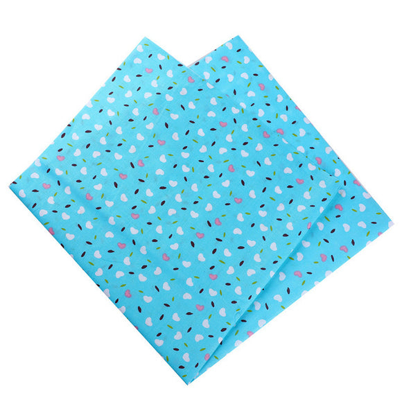 Baby Color Cotton Fabric - 50x50cm