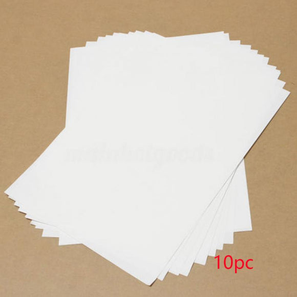 Inkjet Fabric Sheets 10pcs/lot