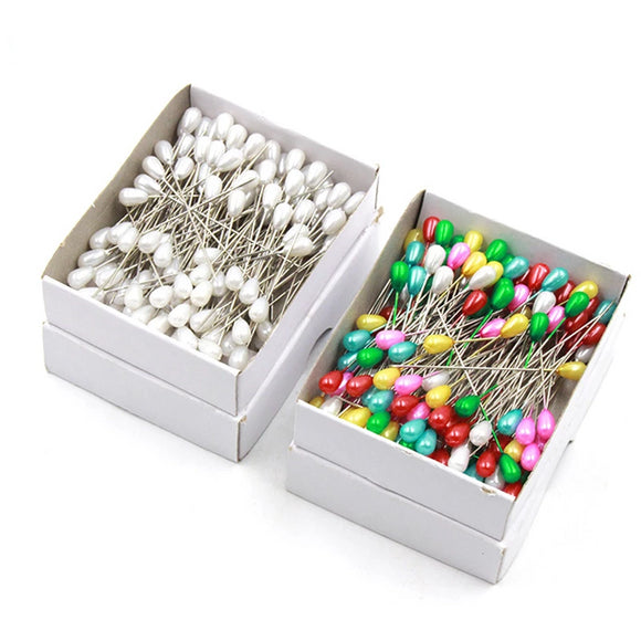Pearl Head Quilting Pins - 144pcs/Pack