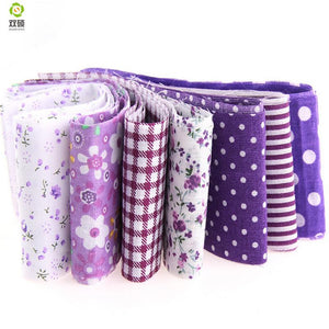 "Jelly Roll Pack - Purple 7pcs 1.97"" x 39.3"" (5cm x 100cm)"