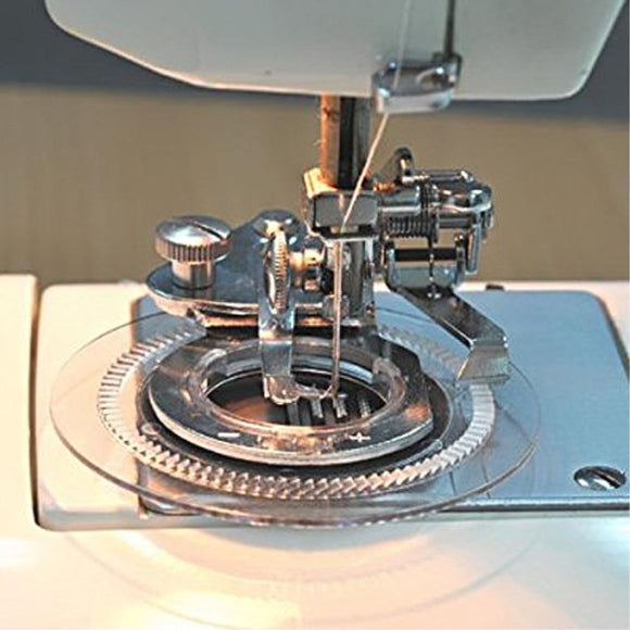 Sewing Machine Round Stitch Presser Foot