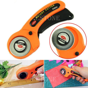 45mm Rotary Cutter For Sewing / Quilting Fabric