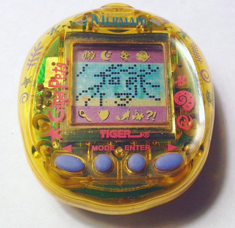 Giga Pet Tamagotchi Little Mermaid Merpola