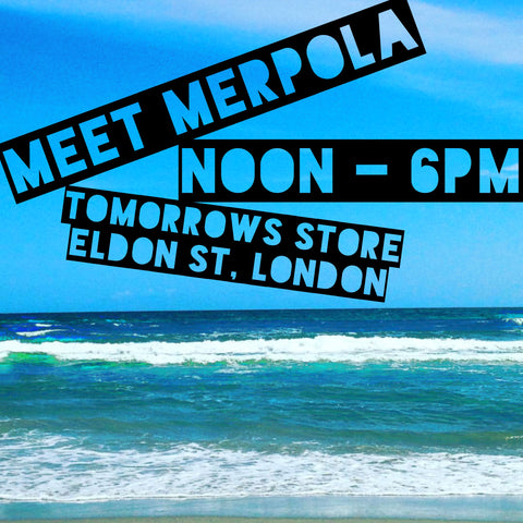 Meet Merpola Tomorrows Store London