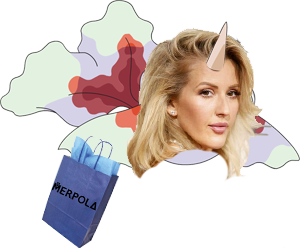 Merpola Ellie Goulding Goldeen Pokemon