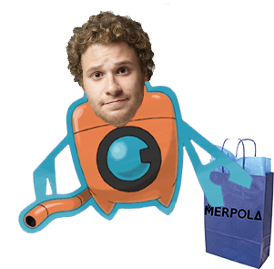 Merpola Pokemon Rotom-Wash Seth Rogan