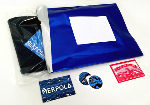 Merpola Packaging products example shot
