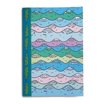 Let Me Sea Your Doodle A5 Notebook - Merpola