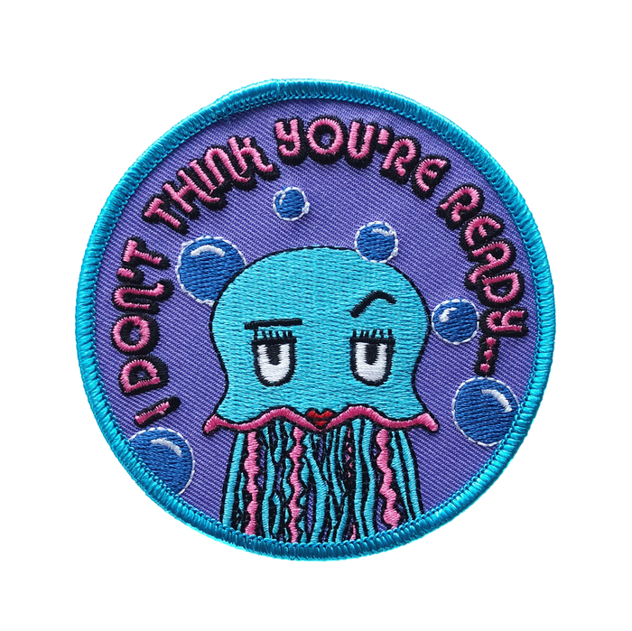 Bootylicious Jellyoncé Iron-On Embroidered Patch - Merpola