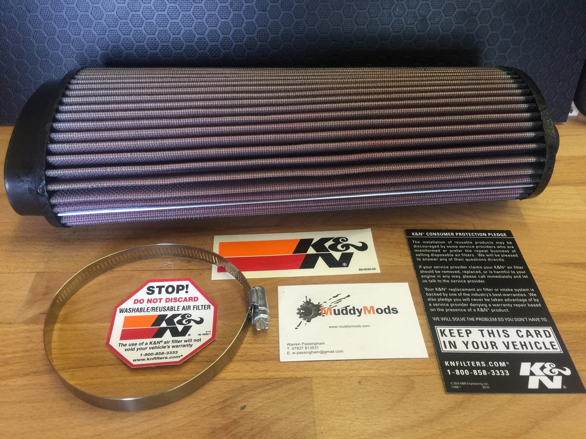 Freelander 1 K&N Td4 Air Filter.
