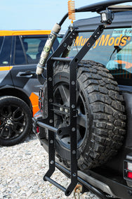 Freelander 1 - MuddyMods Rear Access Ladder - DEPOSIT Only