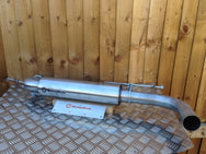 Freelander 1. 2.5 V6 Performance Exhaust - Back Box